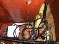 mordgefährlicher Kabel- und Steckerwust
